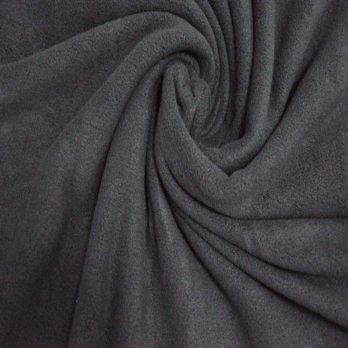 Флис цвет черный