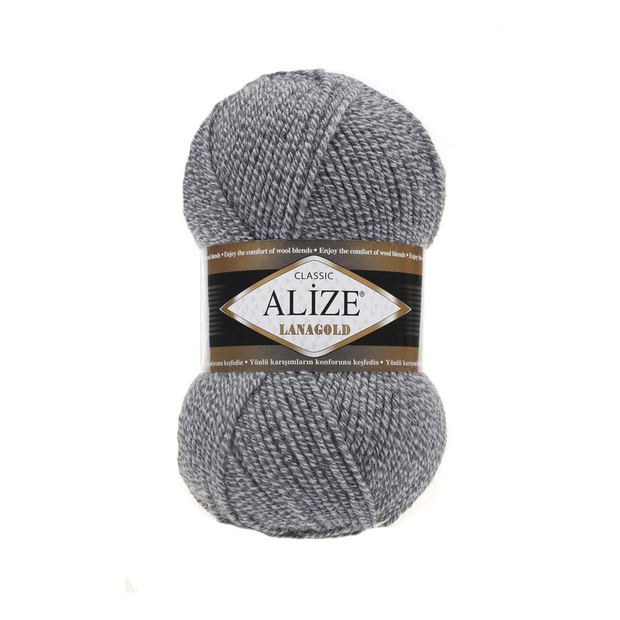 Пряжа LANAGOLD (Alize), цвет DUE 651