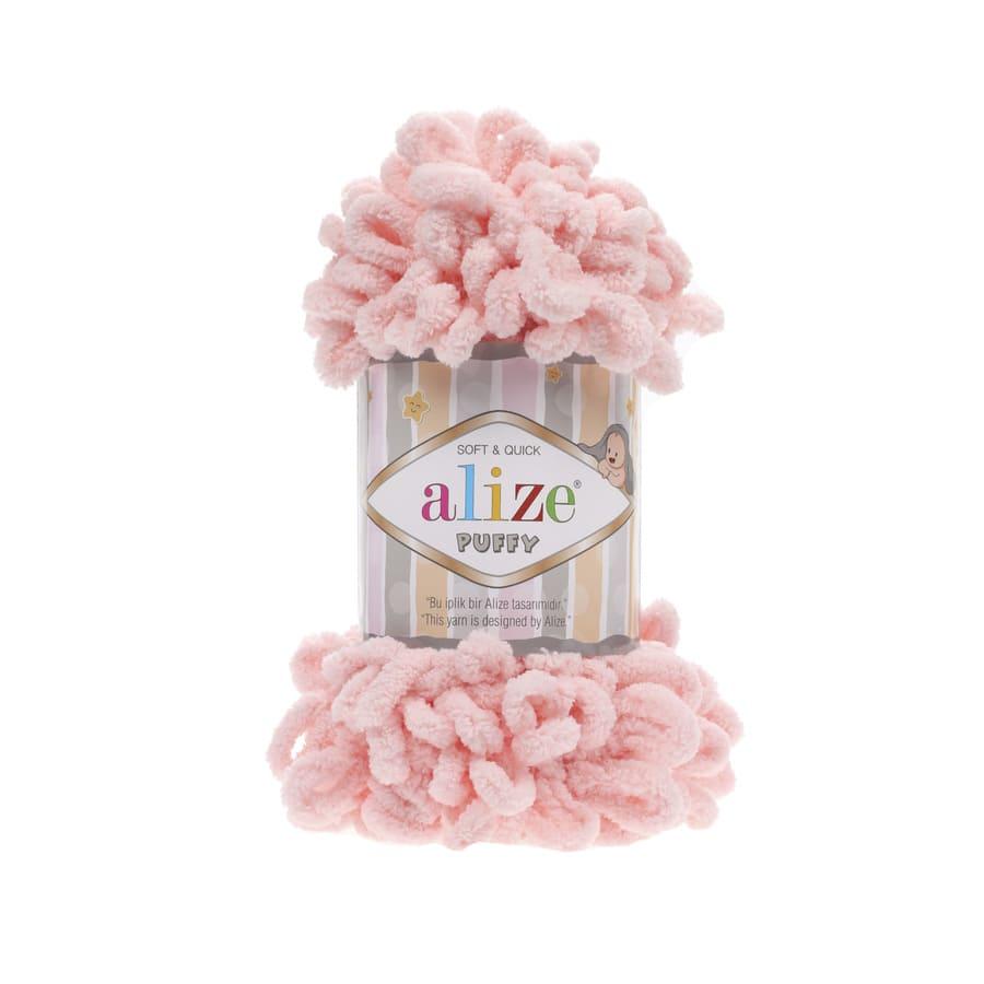 Пряжа PUFFY (Alize), цвет 340 пудра