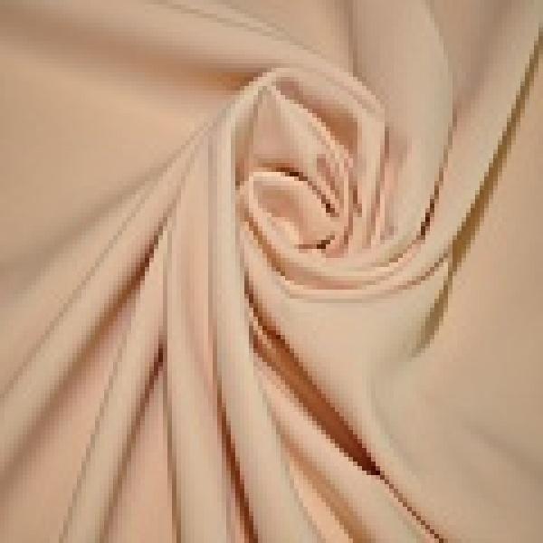 Костюмная ткань Барби (кремовый)