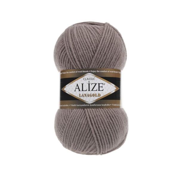 Пряжа LANAGOLD (Alize), цвет 584 норка